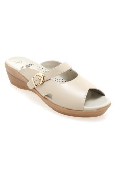 Scholl Sandal Kate LS 1053 - Taupe | Lazada Indonesia