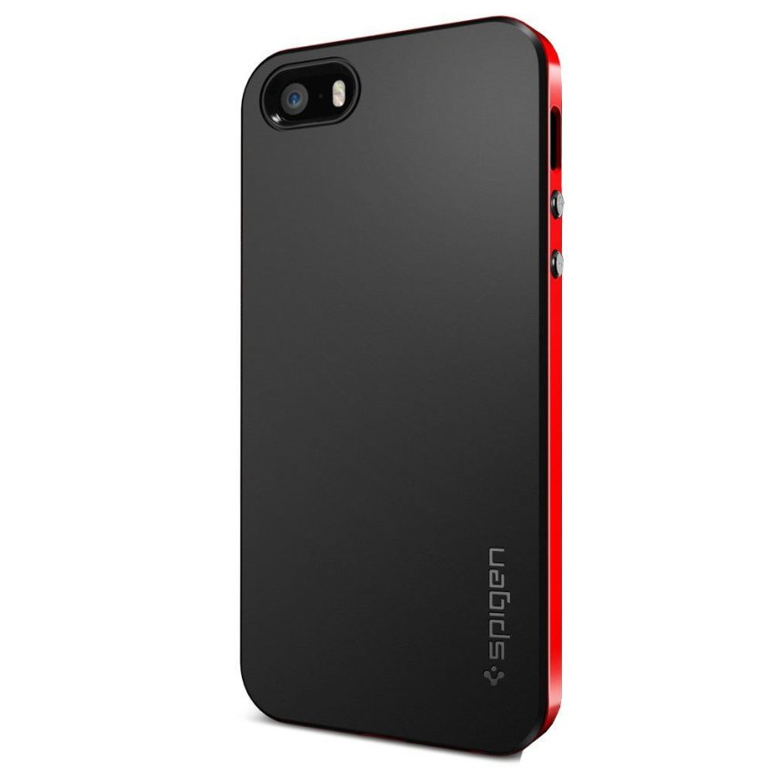 SGP iPhone SE / 5S / 5 Neo Hybrid Case - Red
