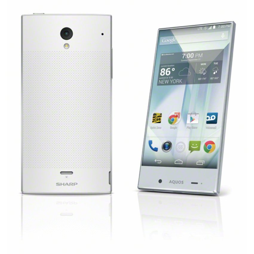 Sharp Aquos Crystal - 8GB - Putih