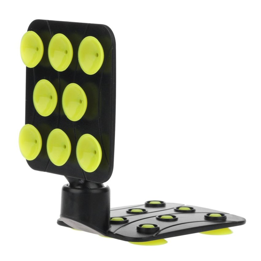 Sided Suction Cup Car Phone Holder Side (Intl)