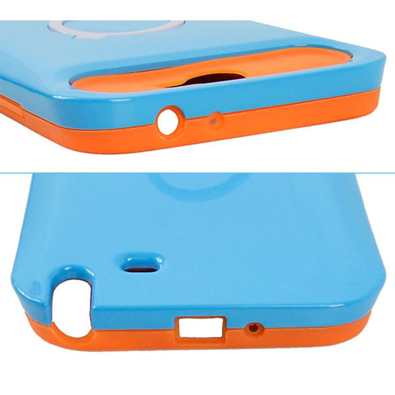 Silicon Case for Samsung Galaxy Note 2 N7100 (Blue) (Intl)