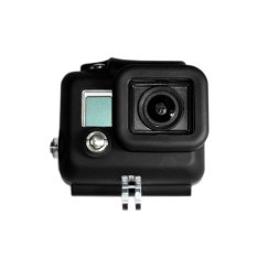 Silicone Protective Dirtproof Case Cover Skin For Gopro Hero 3 Black Silicone Protective Dirtproof Case Cover Skin (Intl)