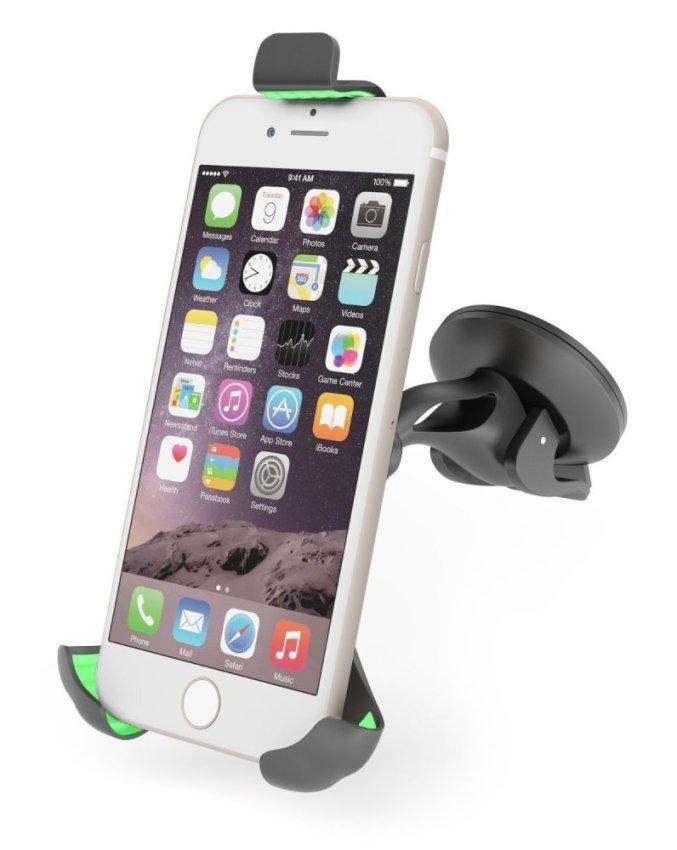 SINOKAL Dashboard Windshield Car Holder Mount Cradle for Mobile Phone (Intl)