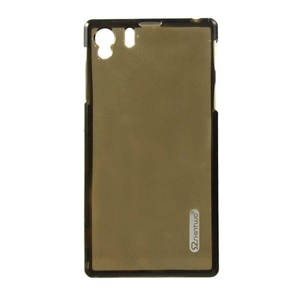 Skintwo Soft Sweet Case Sony Xperia Z1 - Hitam