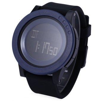 SKMEI Men Sport LED Digital Watch Water Resistance Running Wristwatch