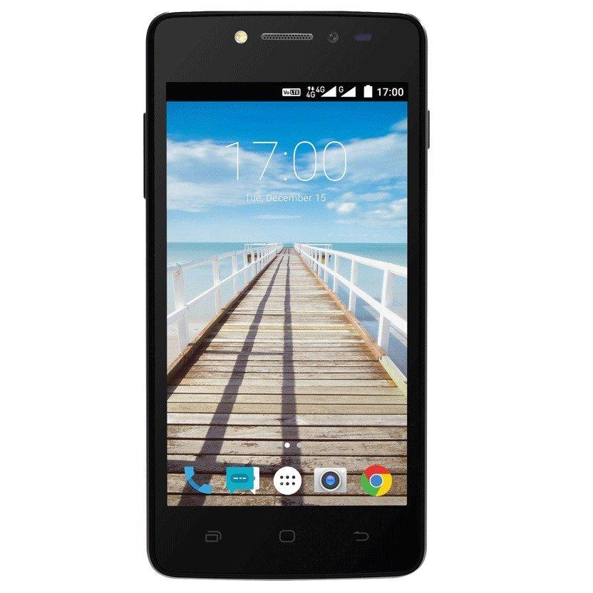 Smartfren Andromax E2 VoLTE 8GB - Black Grey
