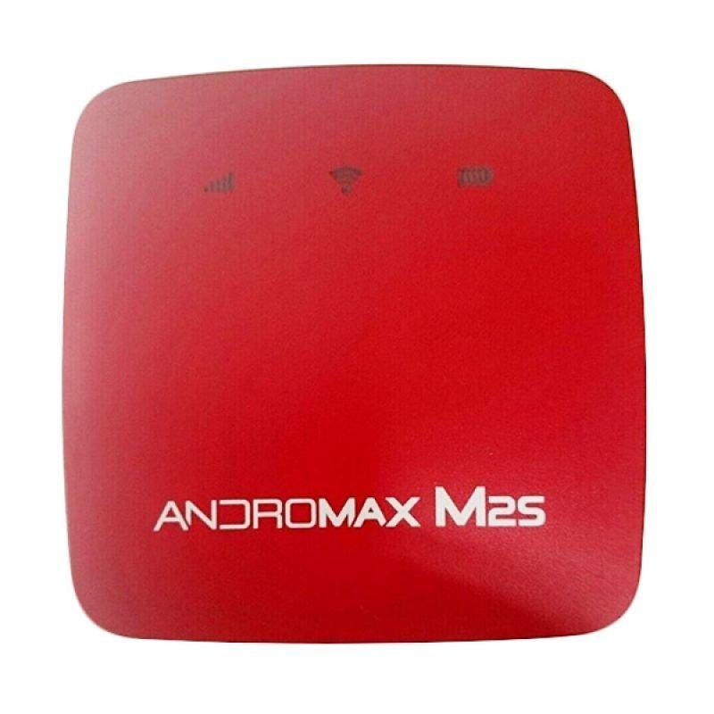 Smartfren Andromax M2S Merah