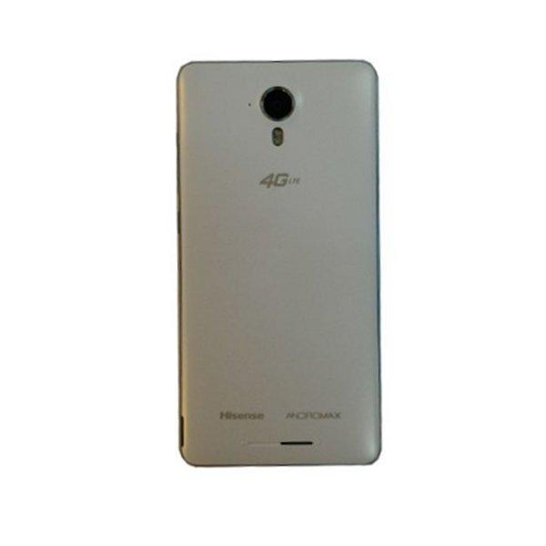 Smartfren Andromax R - 8GB - Putih Silver