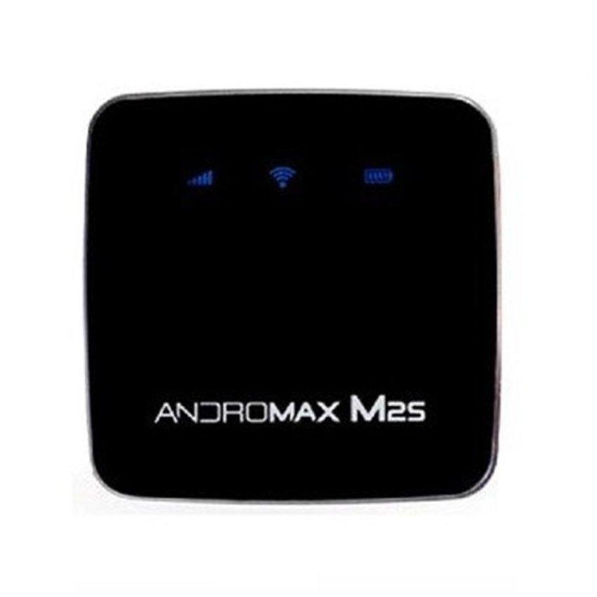 Smartfren Mifi 4G Lte Andromax M2S - Hitam