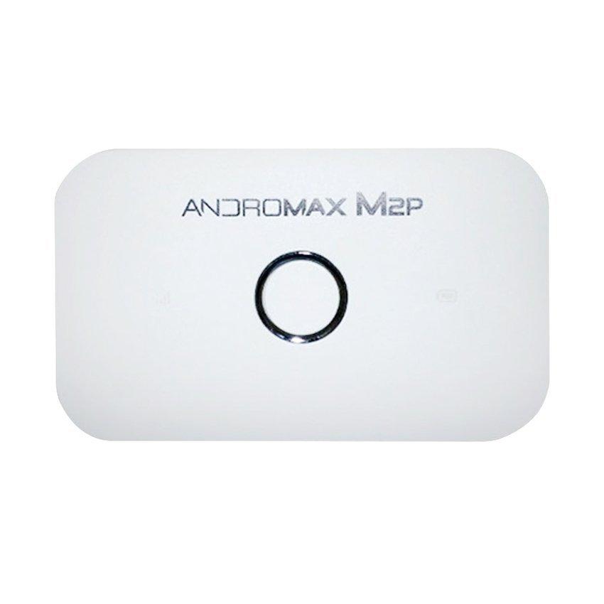 Smartfren MiFi Andromax M2P 4G LTE - Putih