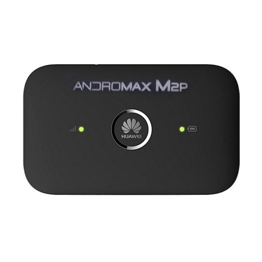 Smartfren Modem WiFi 4G LTE Andromax M2P - Hitam