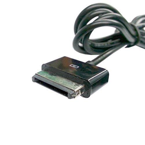 Smays Car Charger 40pin Transformer 15V 1.2A for ASUS Tablet Pad TF101 TF202 TF300 (Intl)