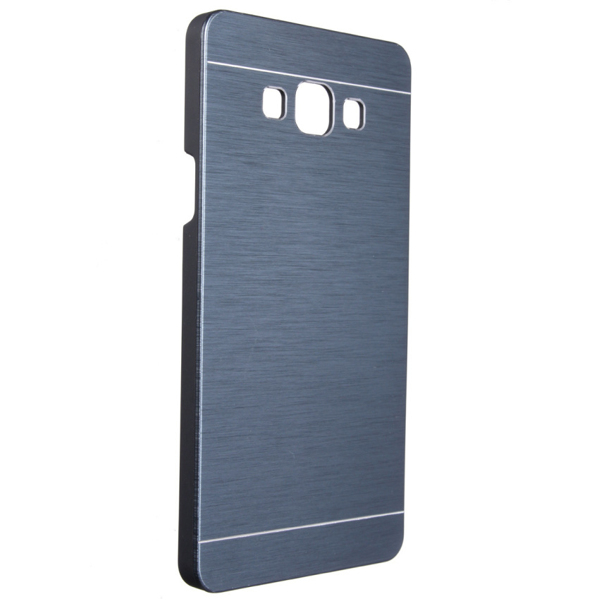 Soft Aluminum Bumper Case for iPhone 6/6Plus/Samsung Galaxy S6 Edge (Blue) (Intl)