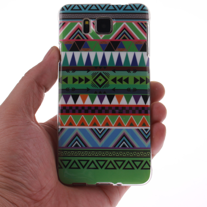 Soft TPU Back Case for Samsung Galaxy Alpha (Multicolor) (Intl)