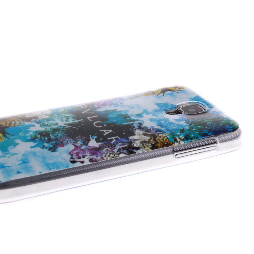 Soft TPU Back Case for Samsung Galaxy S4 (Mulitcolor) (Intl)