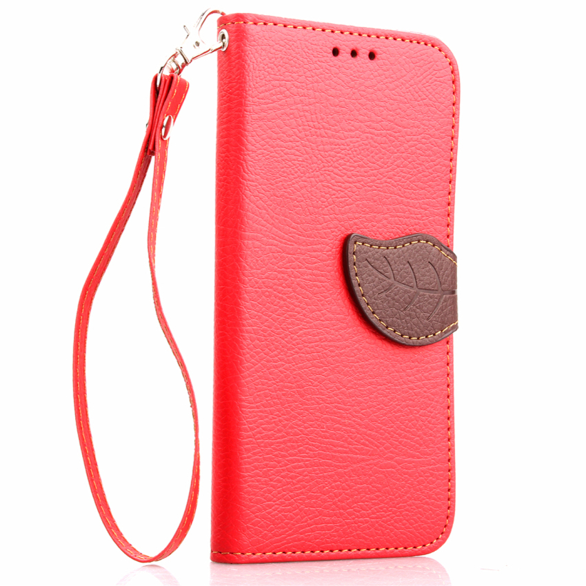 Soft TPU Flip Leather Wallet Cover with Card Slot Holder for Moto X (Brown) (Intl)