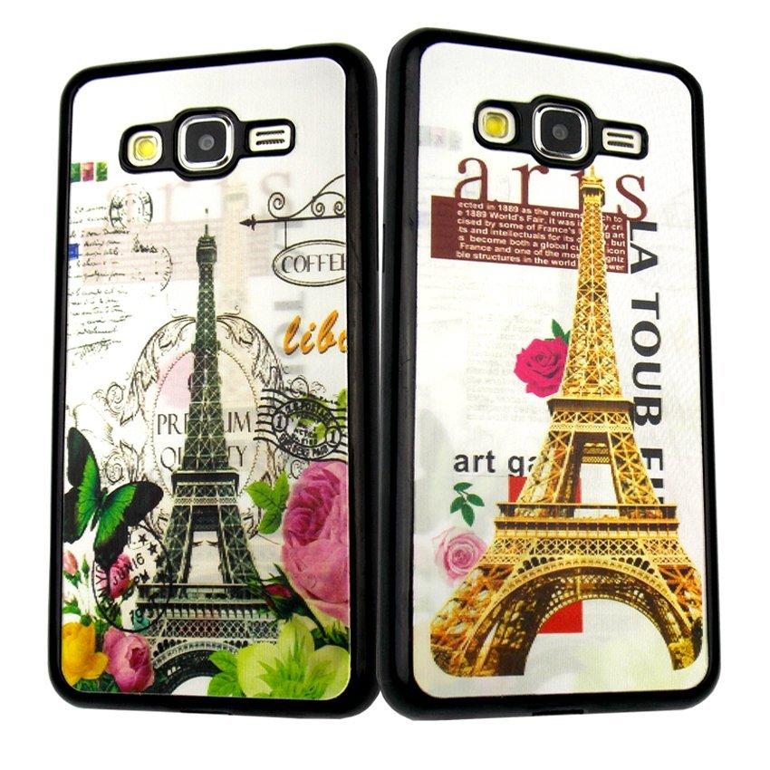 Softcase Fuze Paris 3D Samsung Galaxy  Grand Prime G530 - Motif 3