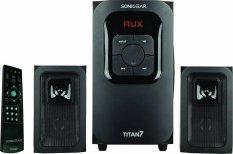 Sonicgear Titan 7 Speaker - Hitam