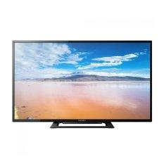 "Sony 32"" LED Bravia TV Hitam - Model KLV-32R302C"
