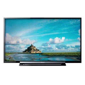 "Sony 40"" LED TV Hitam - Bravia KDL-40R350B"