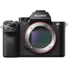 Sony Alpha A7R II Kamera Mirrorless Body Only - 42 MP - Hitam