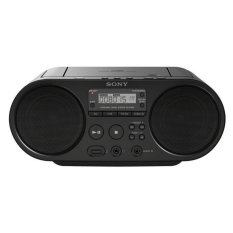 Sony CD Boombox ZS-PS50 - Hitam