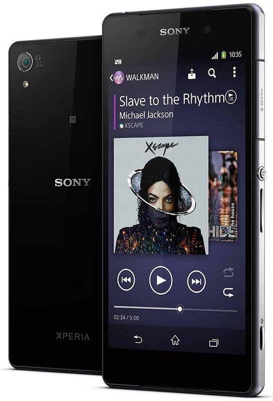 Sony Experia Z2 - 16GB - Hitam