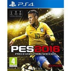 Sony PS4 Game PES 2016 Reg 2 - Pro Evolution Soccer 2016 Reg 2