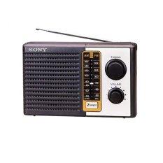 Sony Radio ICF-F10 Hitam