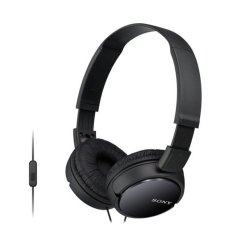 Sony Stereo Headphone MDR ZX110 - Hitam