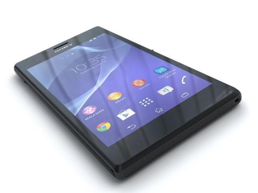 Sony Xperia M2 Dual D2302 - Hitam