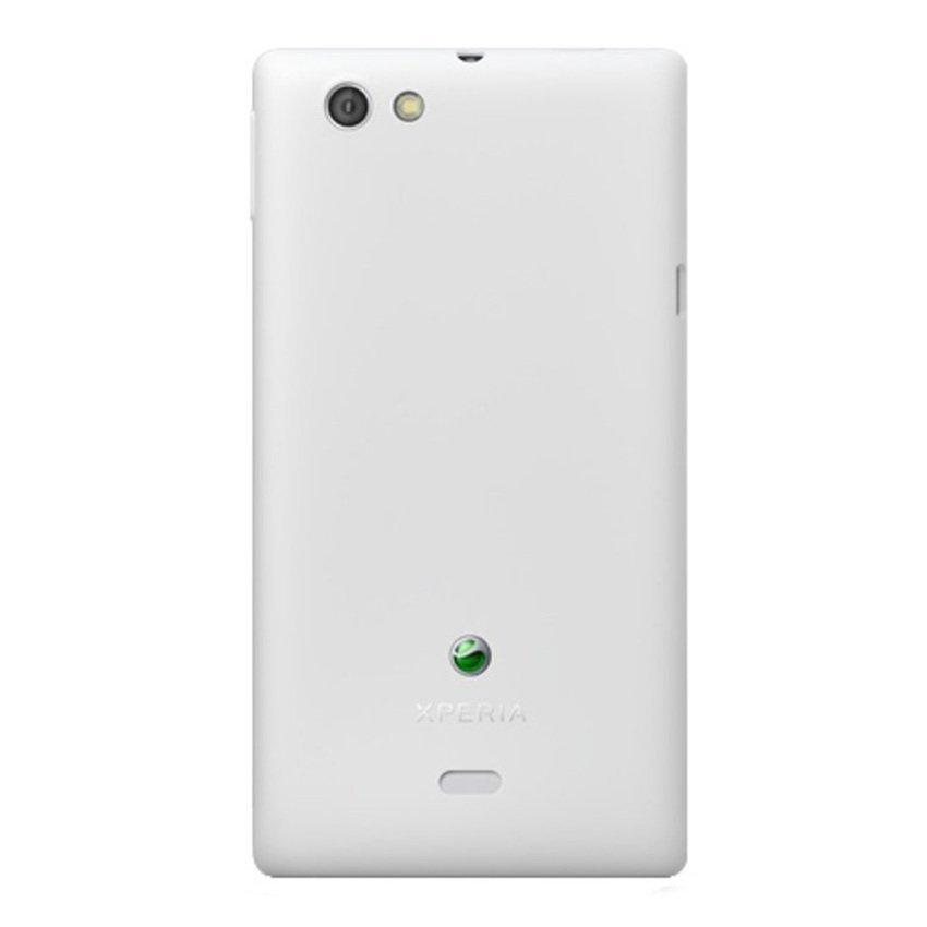 Sony Xperia Miro ST23i - 4 GB - Putih