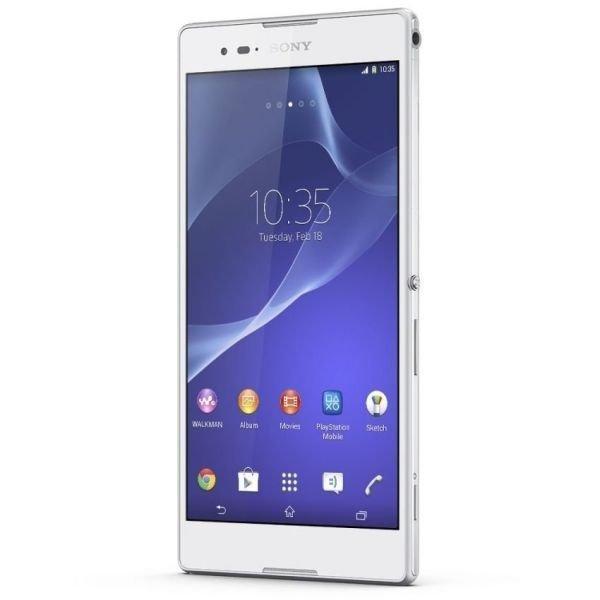 Sony Xperia T2 Ultra D5303 - 8 GB - Putih