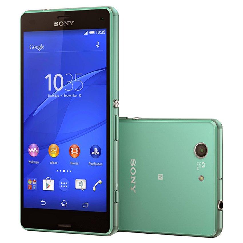 Sony Xperia Z3 Compact - 16 GB - Hijau