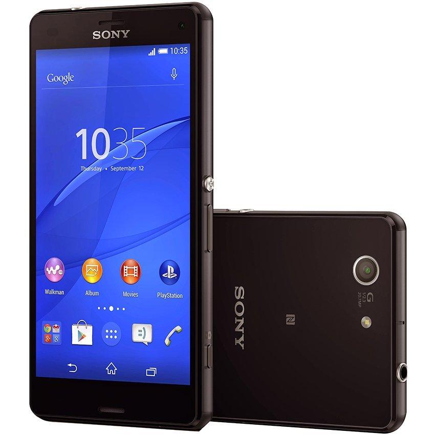 Sony Xperia Z3 Compact - 16 GB - Hitam