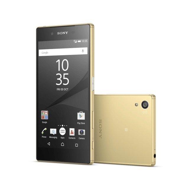 Sony Xperia Z5 Dual 4G [ E6683 ] - 32GB - Gold