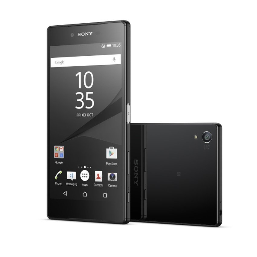Sony Xperia Z5 Premium Dual SIM [E6883] - 32 GB - Hitam