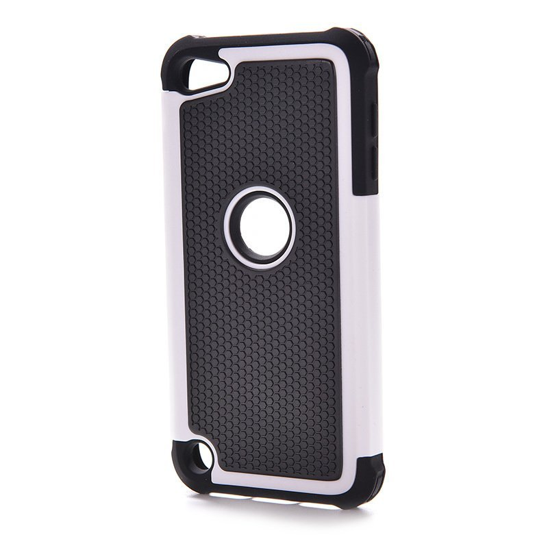 Sporter Armor Case for Ipod Touch 5 (Black/White) (Intl)