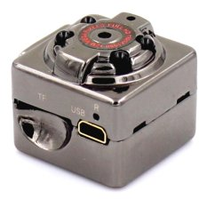 SQ8 Aluminum Mini 1080P Full HD 12.0MP CMOS Video Camera DVR With Motion Detection / Night Vision