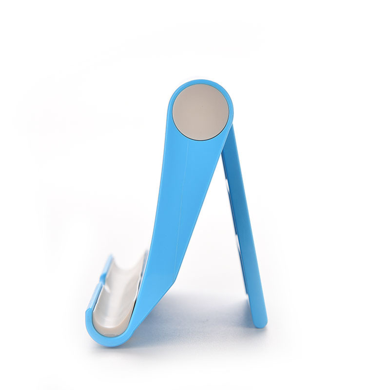 Stand Mount Holder Multi Angle For iPad iPhone Blue (Intl)