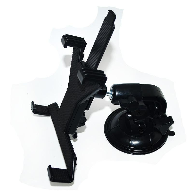 Stand Universal 7-10 inch Tablet PC Car Mount Bracket Back Seat Holder for iPad mini iPad 2 iPad (Black) (Intl)