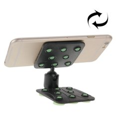SUNSKY 360 Degree Rotatable Cup Holder / Desktop Stand For IPhone 6 And 6 Plus, IPhone 6S And 6S Plus, Samsung Galaxy S6 Edge + / S6 Edge / S6, HTC, Nokia, Sony (Green) - Intl