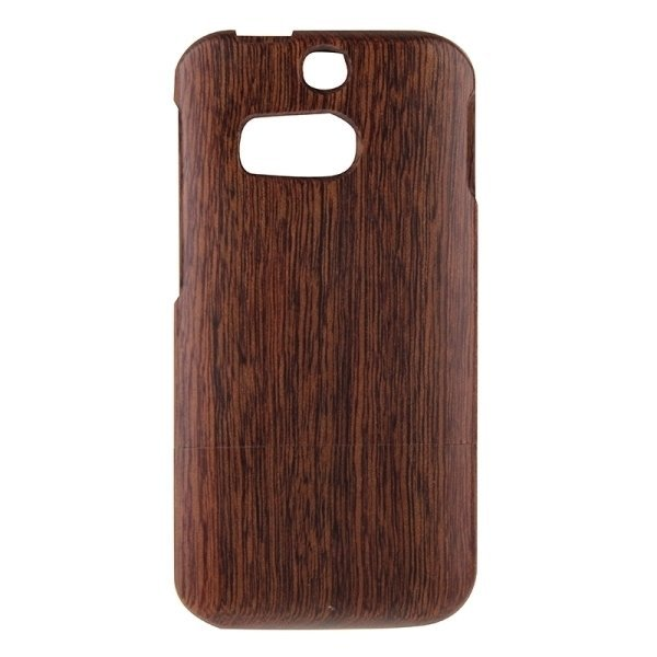 SUNSKY Separable Sapele Wooden Case for HTC One M8 (Brown) (Intl)