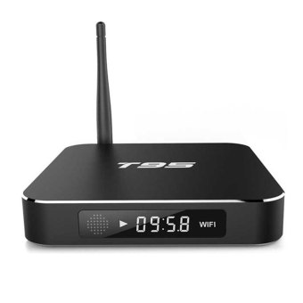 Sunvell T95 TV Box Amlogic S905 Quad Core Real-time Display TV Online Player 2.4GHz WiFi HD 2.0 Connectivity