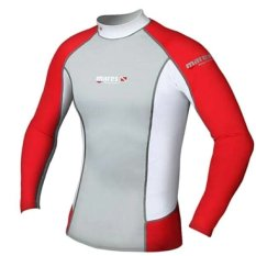 Supermallos Mares Rash Guard Long Sleeve DC