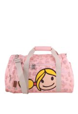 Surfer Girl Bags TD Overnight Duffle Bag - Pink