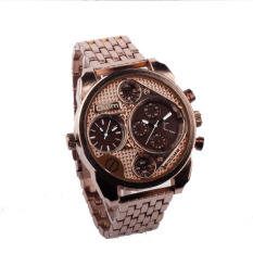 Svoovs OULM European Manufacturers Supply / Radium Classic Men's Watch / Two Personality / Alloy Belt's Wholesale