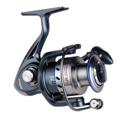 Swagg JF7000 Carp Spinning Fishing Reel (Blue)