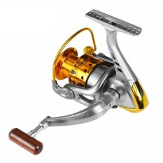 SWAGG SHC3000 10+1BB Metal Head Spinning Fishing Reel Gold Silver