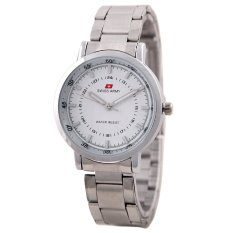 Swiss Army Ladies Elegant - Silver - Stainless - SA 5108 SS SIL L